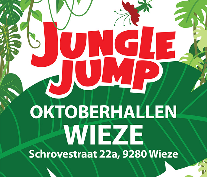 Jungle Jump Paaseditie (hal A)